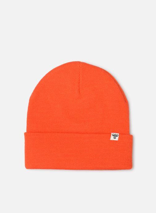 Bonnets Hummel Hmlpark Beanie KID Orange vue détail/paire
