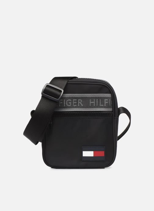 Men's bags Tommy Hilfiger SPORT MIX MINI REPORTER CORP Black detailed view/ Pair view