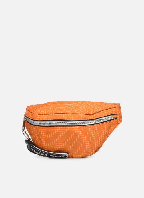 Petite Maroquinerie Tommy Hilfiger TJM LOGO TAPE RIPSTOP BUMBAG Orange vue portées chaussures