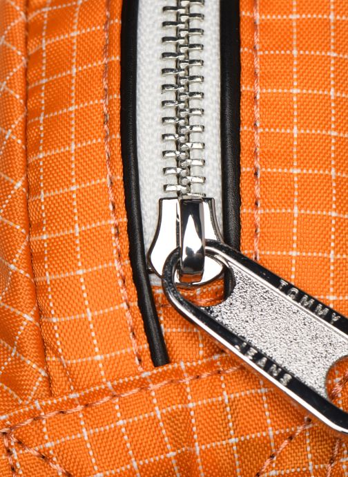 Petite Maroquinerie Tommy Hilfiger TJM LOGO TAPE RIPSTOP BUMBAG Orange vue gauche
