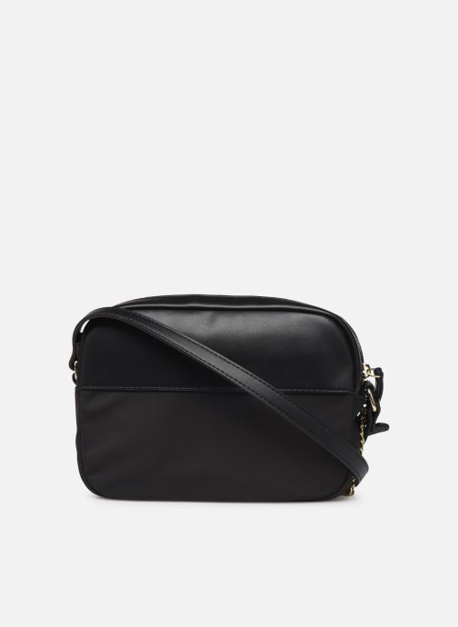 Handbags Tommy Hilfiger CORE NYLON CROSSOVER Black front view