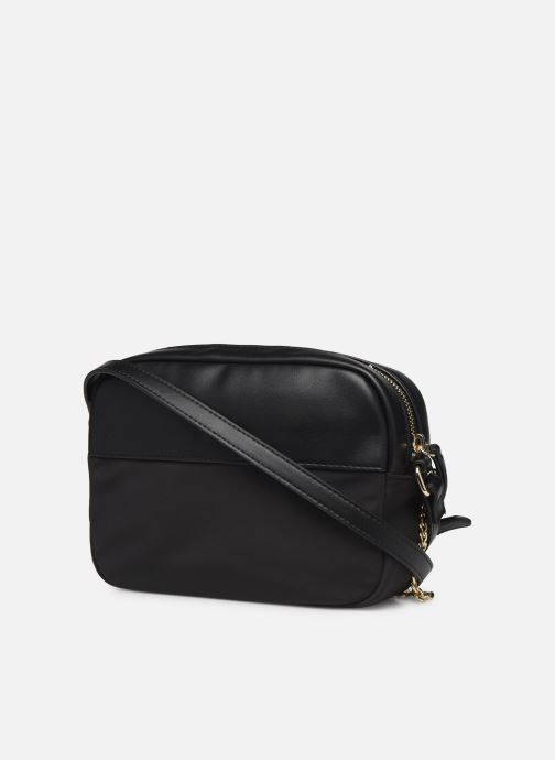 Handbags Tommy Hilfiger CORE NYLON CROSSOVER Black view from the right