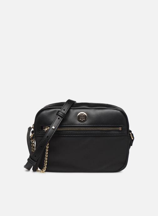 Handtassen Tommy Hilfiger CORE NYLON CROSSOVER Zwart detail