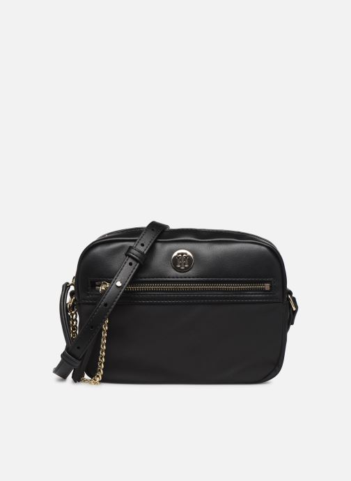 Handbags Tommy Hilfiger CORE NYLON CROSSOVER Black detailed view/ Pair view