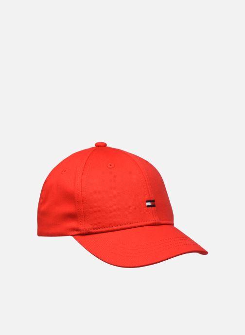 Casquettes Tommy Hilfiger BB CAP Rouge vue détail/paire