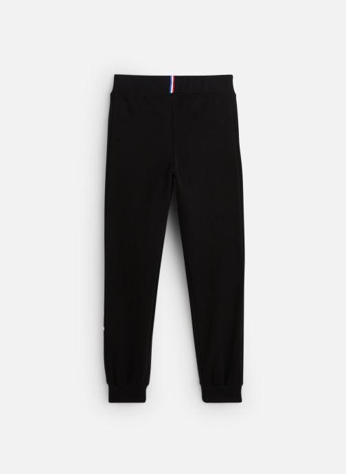 Vêtements Le Coq Sportif Ess Pant Regular N°1 JUNIOR 192 Noir vue bas / vue portée sac