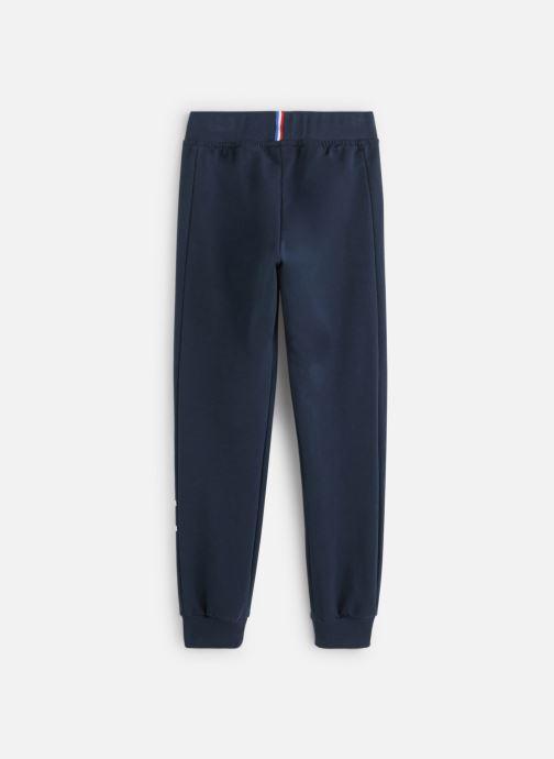 Vêtements Le Coq Sportif Ess Pant Regular N°1 JUNIOR 192 Bleu vue bas / vue portée sac