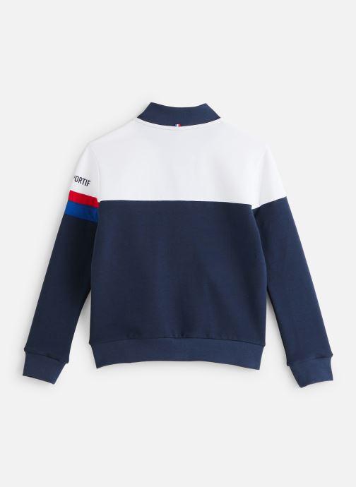 Vêtements Le Coq Sportif Tri Fz Sweat N°2 JUNIOR 192 Bleu vue bas / vue portée sac