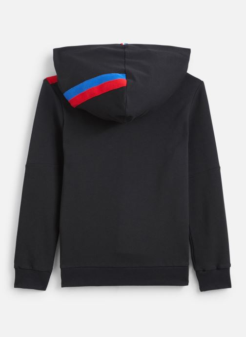 Vêtements Le Coq Sportif Tri Fz Hoody N°1 JUNIOR 192 Noir vue bas / vue portée sac