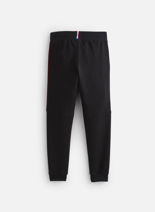 Vêtements Le Coq Sportif Tri Pant Slim N°2 JUNIOR 192 Noir vue bas / vue portée sac