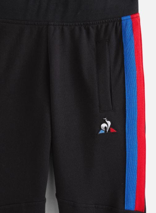 Vêtements Le Coq Sportif Tri Pant Slim N°2 JUNIOR 192 Noir vue portées chaussures