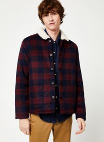 Manteau mi-long - LORGE JACKET WOOL
