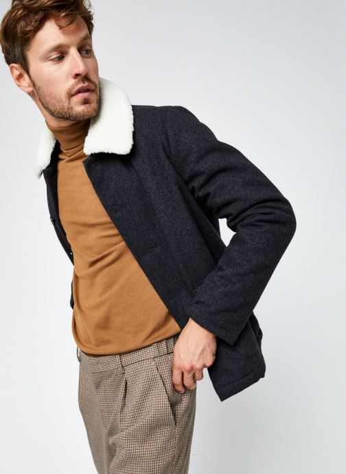 LORGE JACKET WOOL