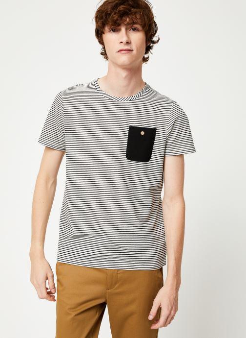 Vêtements Faguo OLONNE NEPS COTTON Gris vue détail/paire
