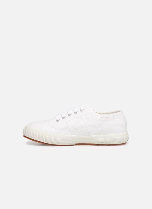 Sneakers Superga 2750 J Cotu Classic C2 Wit voorkant