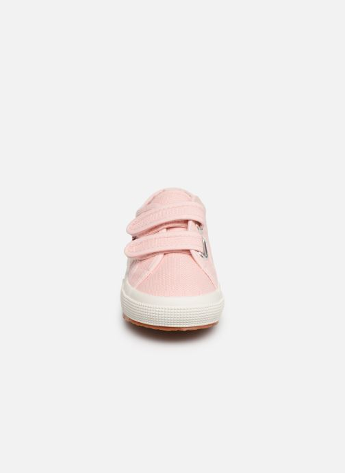 Sneakers Superga 2750 J Velcro E C2 Roze model