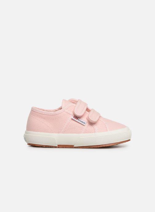 Sneakers Superga 2750 J Velcro E C2 Roze achterkant