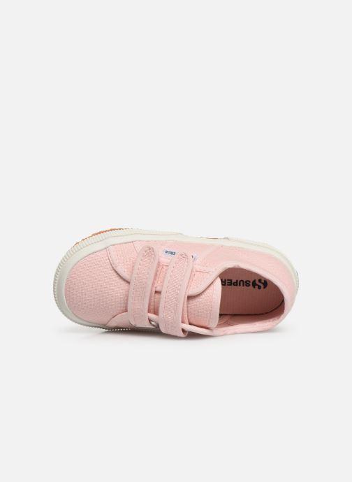 Sneakers Superga 2750 J Velcro E C2 Roze links