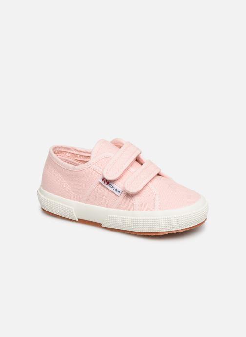 Sneakers Superga 2750 J Velcro E C2 Roze detail