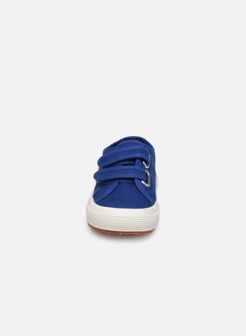 Sneakers Superga 2750 J Velcro E C2 Blauw model