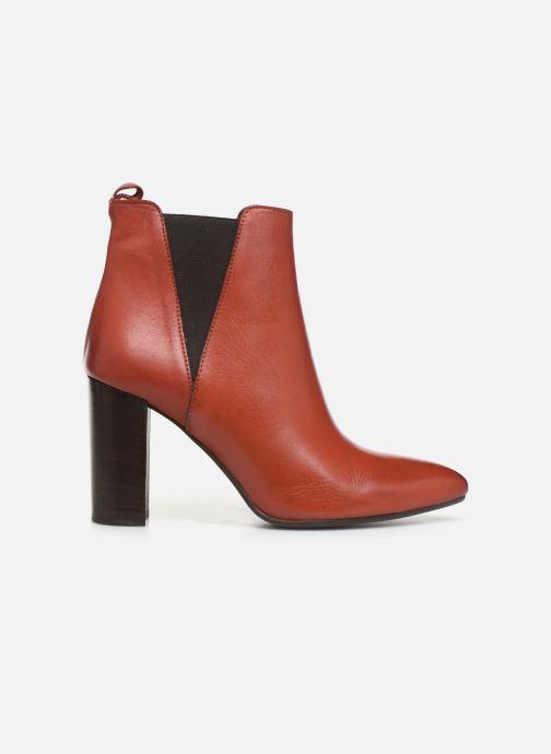 Boots en enkellaarsjes Georgia Rose Labuan Rood achterkant