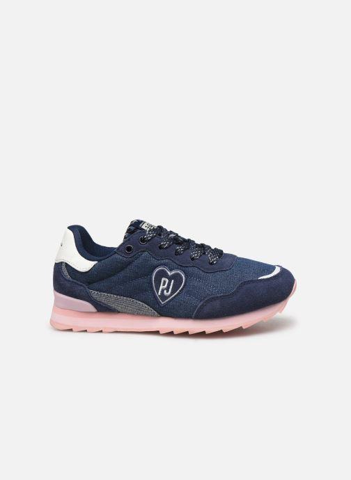 Sneakers Pepe jeans Belle Denim Azzurro immagine posteriore