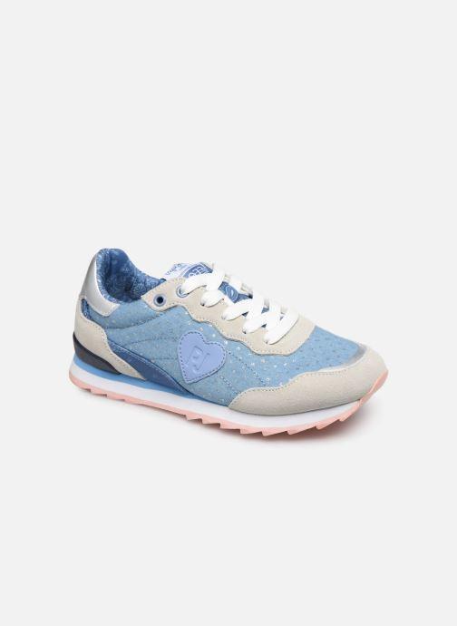 Sneakers Pepe jeans Belle Denim Azzurro vedi dettaglio/paio