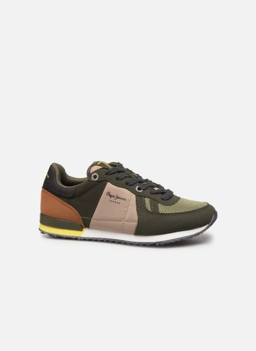 Trainers Pepe jeans Sidney Basic Green back view