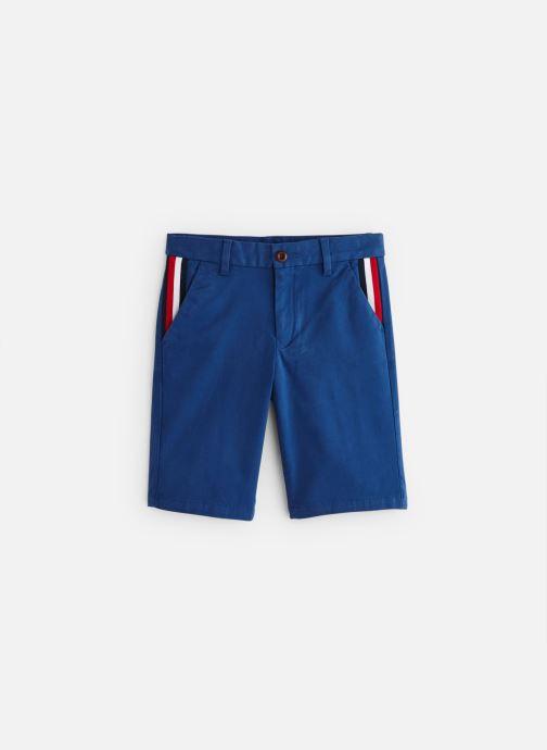 Vêtements Tommy Hilfiger Msw Denton Short Bleu vue détail/paire