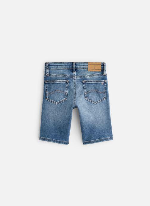 Vêtements Tommy Hilfiger Steve Slim Tapered Shorts Bleu vue bas / vue portée sac