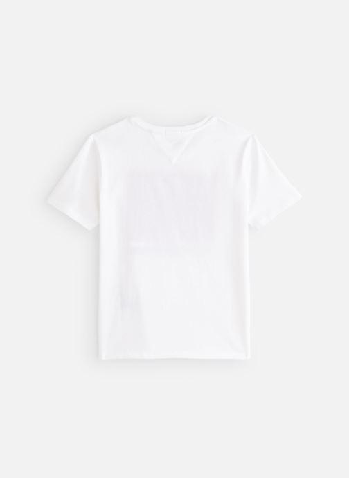 Vêtements Tommy Hilfiger Dg Tee 06 Ww Summer Blanc vue bas / vue portée sac