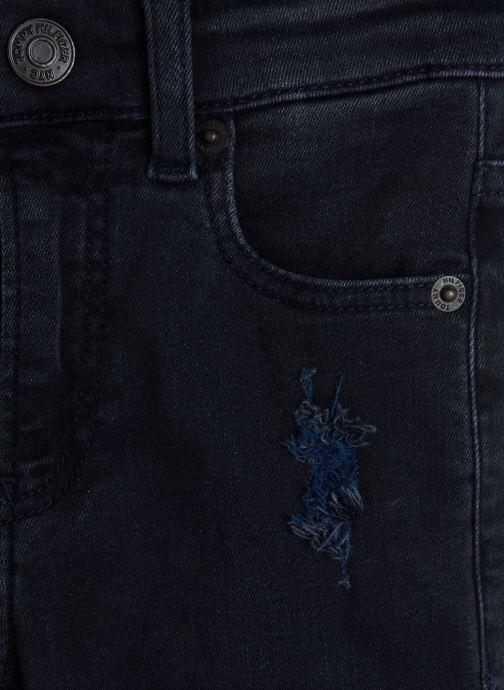 Vêtements Tommy Hilfiger 1988 Modern Tapered Noir vue portées chaussures