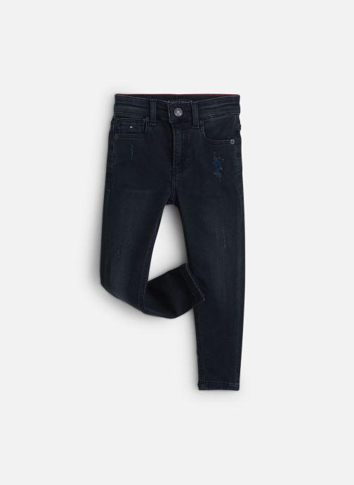 Vêtements Tommy Hilfiger 1988 Modern Tapered Noir vue détail/paire