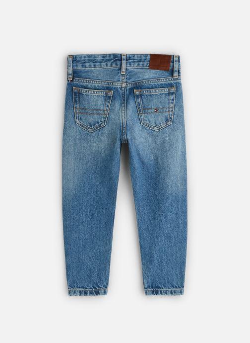 Vêtements Tommy Hilfiger 1988 Modern Tapered Bleu vue bas / vue portée sac