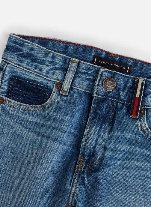 Vêtements Tommy Hilfiger 1988 Modern Tapered Bleu vue portées chaussures