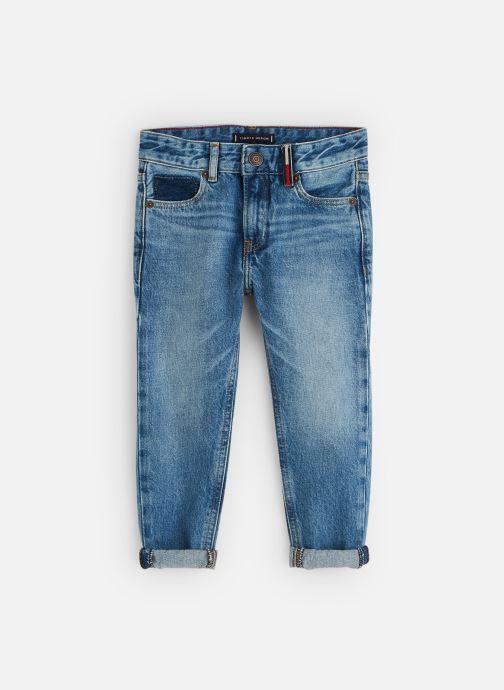 Vêtements Tommy Hilfiger 1988 Modern Tapered Bleu vue détail/paire