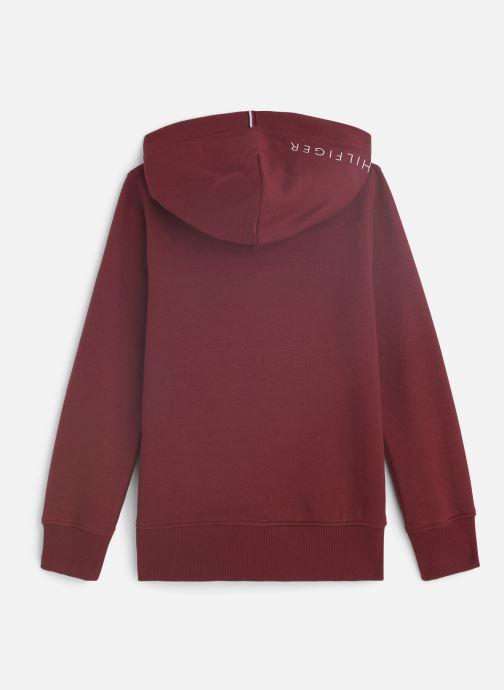 Vêtements Tommy Hilfiger Essential Hoodie Set 1 Bordeaux vue bas / vue portée sac