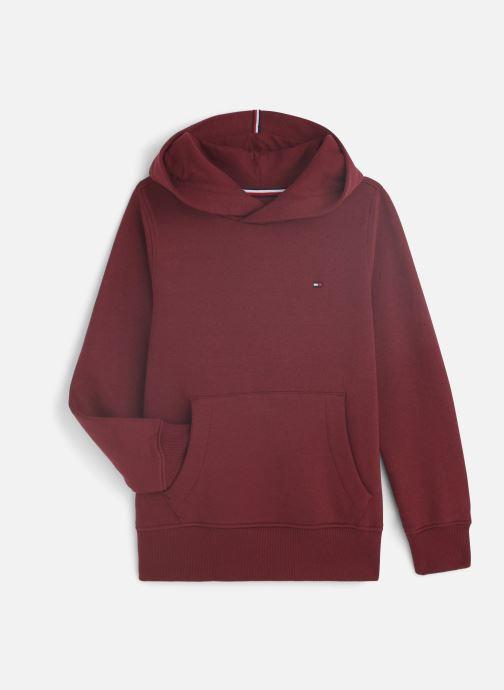 Vêtements Tommy Hilfiger Essential Hoodie Set 1 Bordeaux vue détail/paire