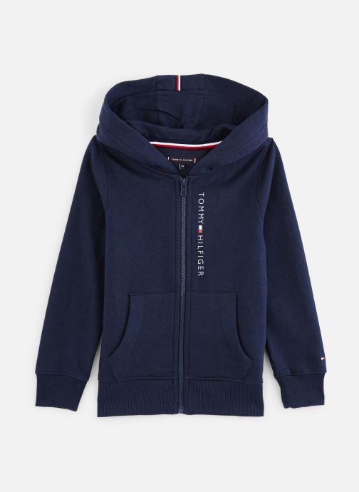 Vêtements Tommy Hilfiger Essential Full Zip Hoodie Set 1 Bleu vue détail/paire
