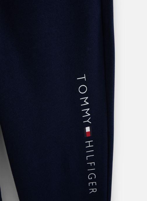 Vêtements Tommy Hilfiger Essential Sweatpants Set 1 Bleu vue portées chaussures