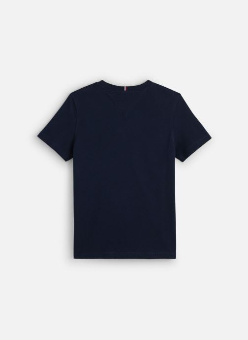 Vêtements Tommy Hilfiger Puff Print Tee Bleu vue bas / vue portée sac