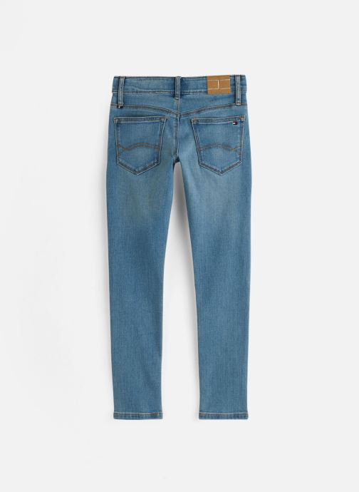 Vêtements Tommy Hilfiger Nora Rr Skinny Bleu vue bas / vue portée sac