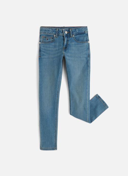 Vêtements Tommy Hilfiger Nora Rr Skinny Bleu vue détail/paire