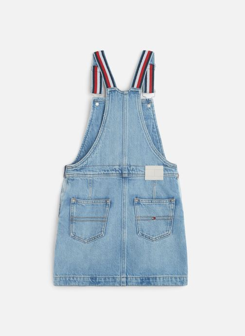 Vêtements Tommy Hilfiger Dungaree Dress Bleu vue bas / vue portée sac