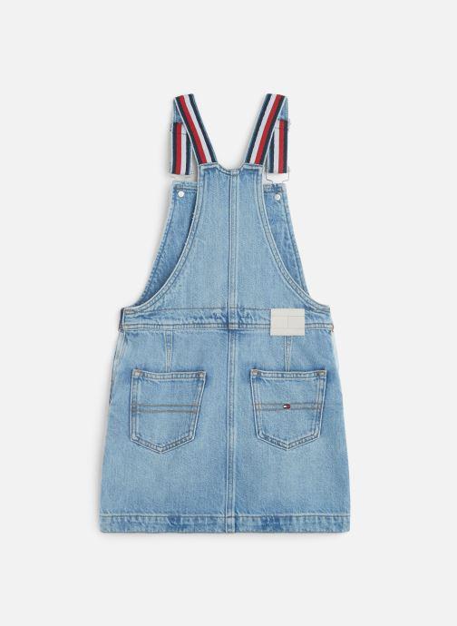 Vêtements Tommy Hilfiger Dungaree Dress Bleu vue bas / vue portée sac