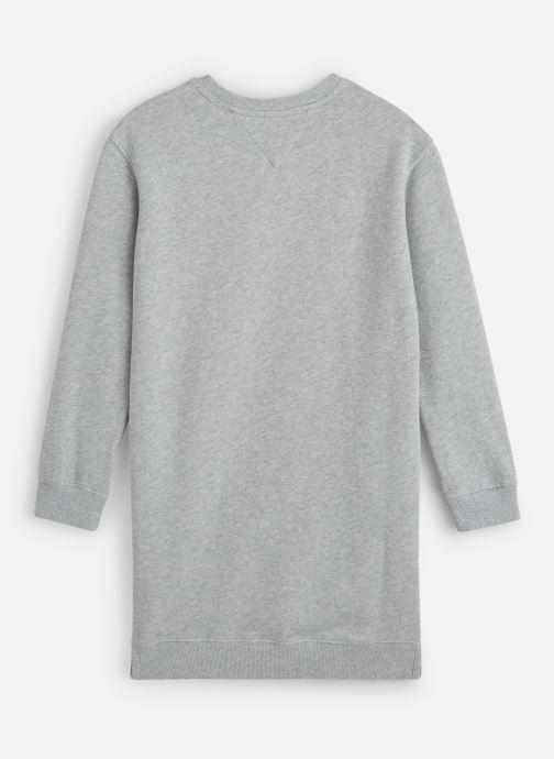 Vêtements Tommy Hilfiger Crew Sweatshirt Dress Gris vue bas / vue portée sac