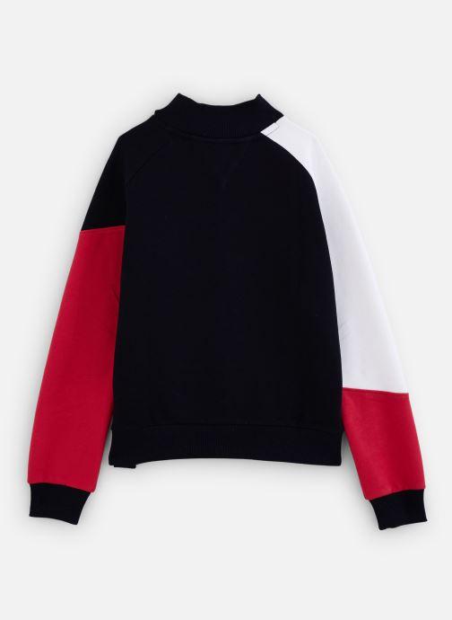 Kleding Tommy Hilfiger Color Text Block Sweatshirt Multicolor onder