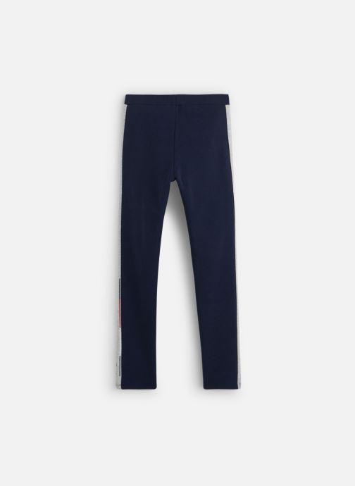 Vêtements Tommy Hilfiger Essential Hwk Logo Leggins Bleu vue bas / vue portée sac