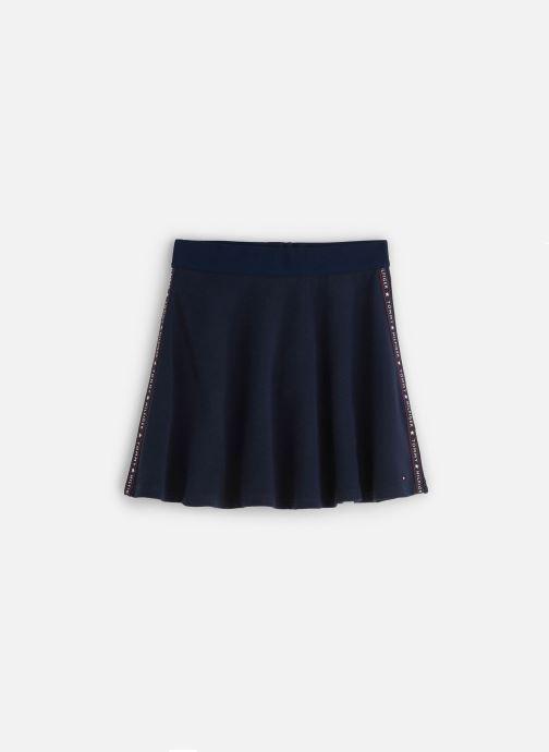Vêtements Tommy Hilfiger Essential Tape Skirt Bleu vue bas / vue portée sac