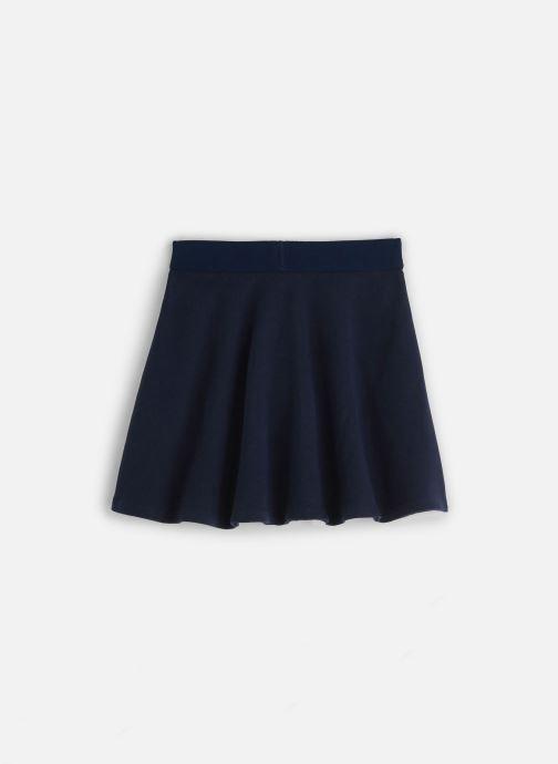 Vêtements Tommy Hilfiger Essential Tape Skirt Bleu vue détail/paire